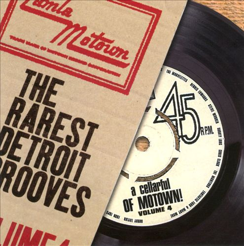 A Cellarful of Motown!, Vol. 4