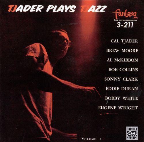 Tjader Plays Tjazz