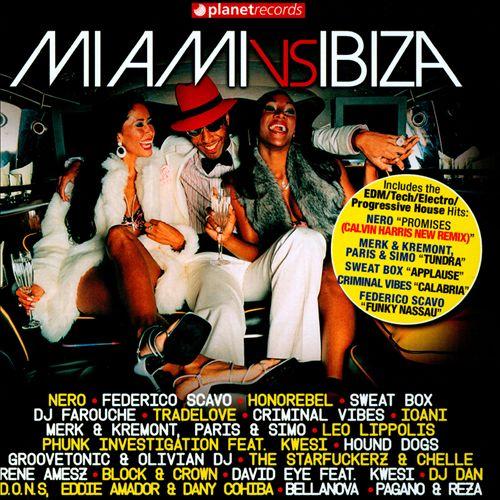 Miami vs Ibiza