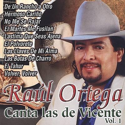 Canta Las de Vicente