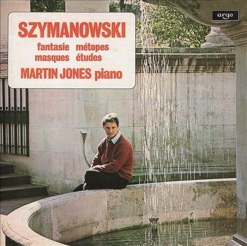 Szymanowski: Piano Works