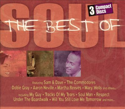 The Best of Soul [Boxsets 2002]