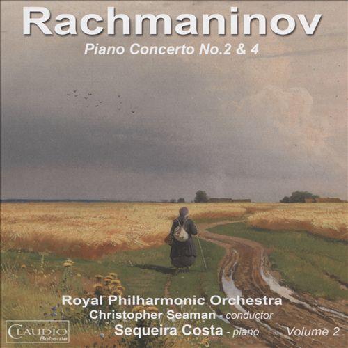 Rachmaninov, Vol. 2: Piano Concerto No. 2 & 4