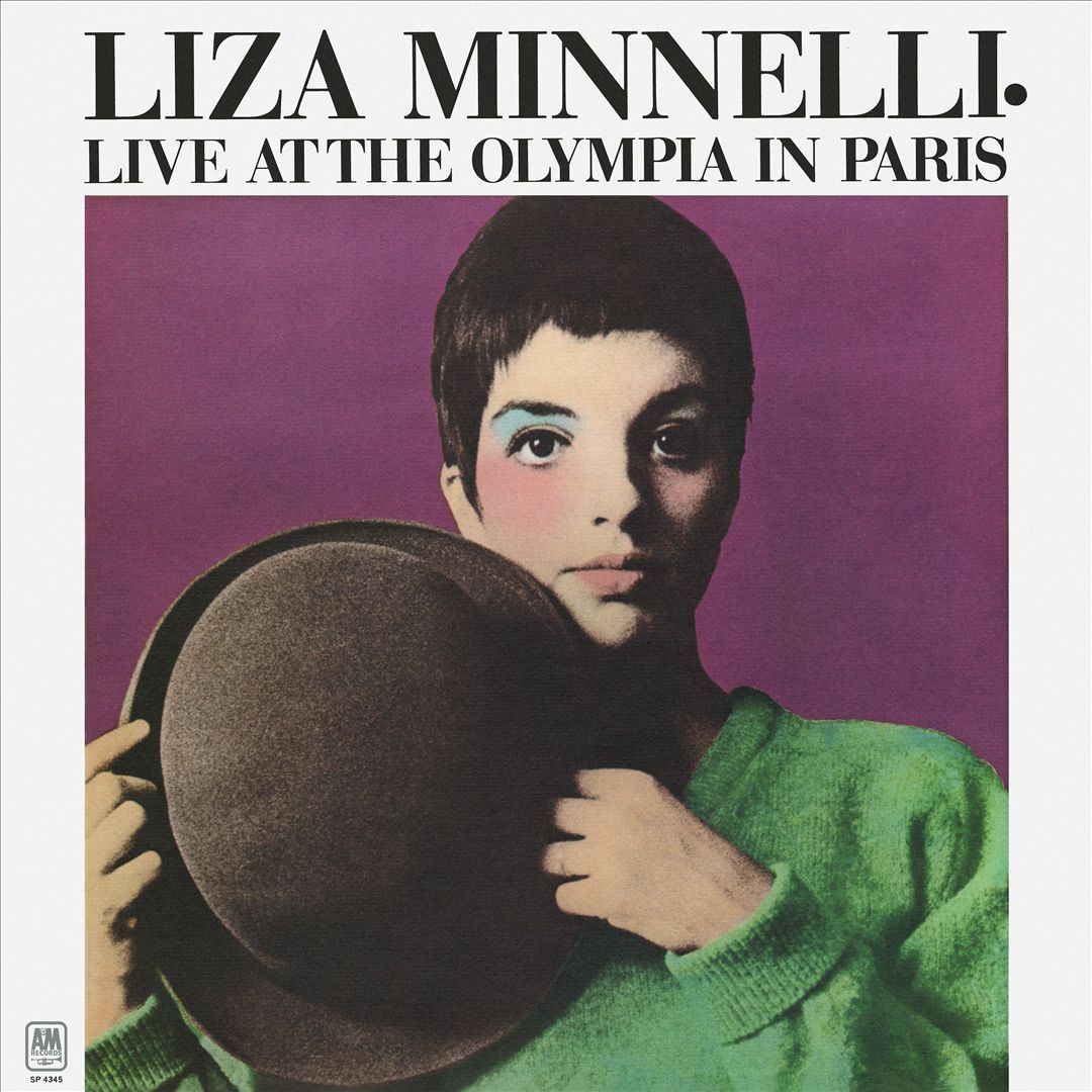 Live at the Olympia in Paris