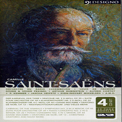 Camille Saint-Saens [Box] [Germany]