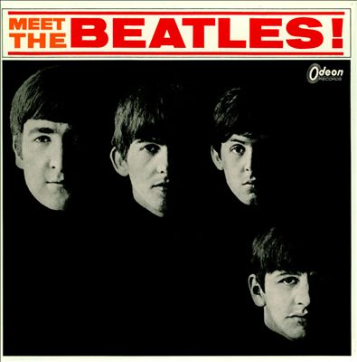 Meet the Beatles! [5 Disc Boxset]