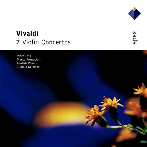 Vivaldi: 7 Violin Concertos