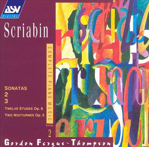 Alexander Scriabin: Complete Piano Music, Vol. 2