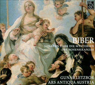 Biber: Sonaten über die Mysterien des Rosenkranzes