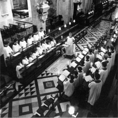 Christ Church Cathedral Choir, Oxford