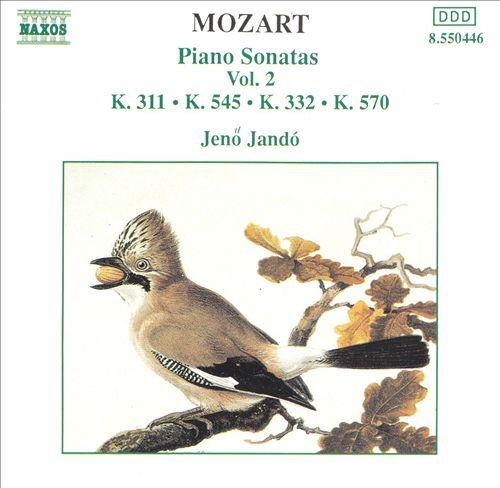 Mozart: Piano Sonatas, Vol. 2