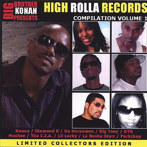 High Rolla Records Vol.1