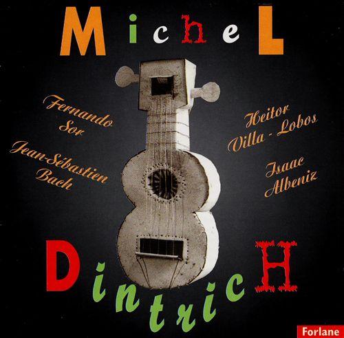 La Guitare Classique de Michel Dintrich