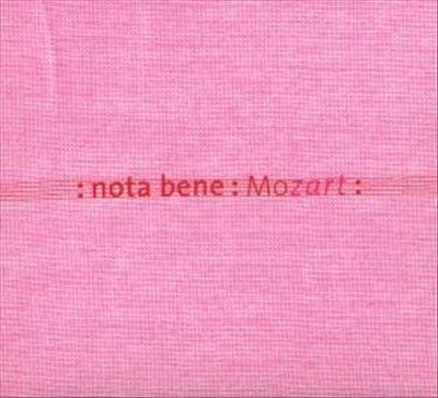Nota Bene: Mozart