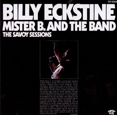 Mister B. and the Band: The Savoy Sessions