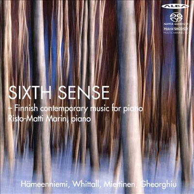 Sixth Sense: Finnish contemporary music for piano