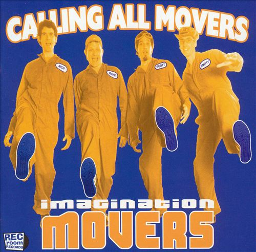 Imagination Movers: Calling All Movers