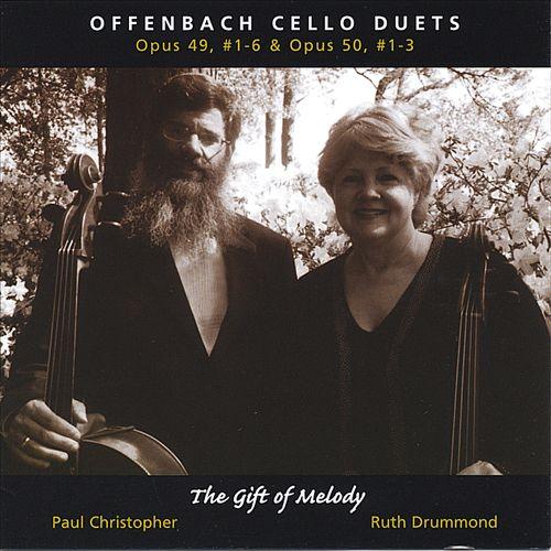 Offenbach Cello Duets: Op. 49, #1-6 & Op. 50, #1-3-