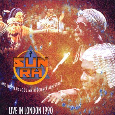 Live London 1990