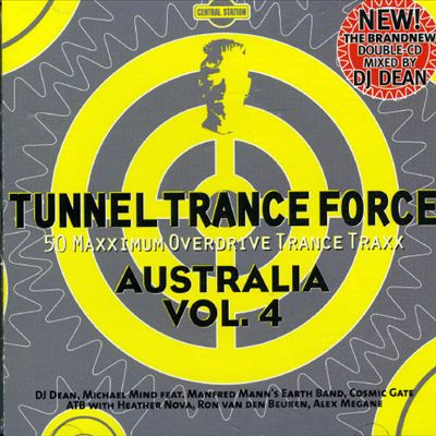 Tunnel Trance Force Australia, Vol. 4