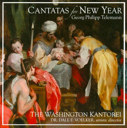 Telemann: Cantatas for New Year