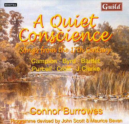 A Quiet Conscience: 17th century Songs