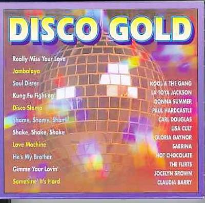 Disco Gold [Rivie're Int'l]