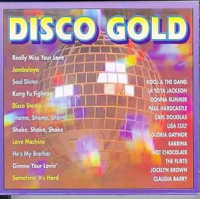 Disco Gold [Rivie're Int'l]
