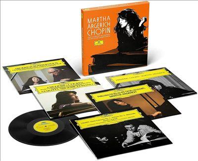 Chopin: Solo & Concerto Recordings on Deutsche Grammophon