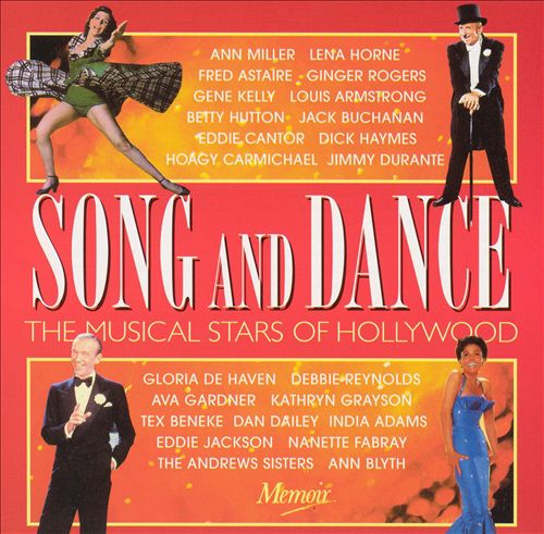 Song & Dance: The Musical Stars Of Hollywood