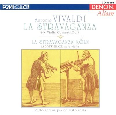 Vivaldi: La Stravaganza Op.4