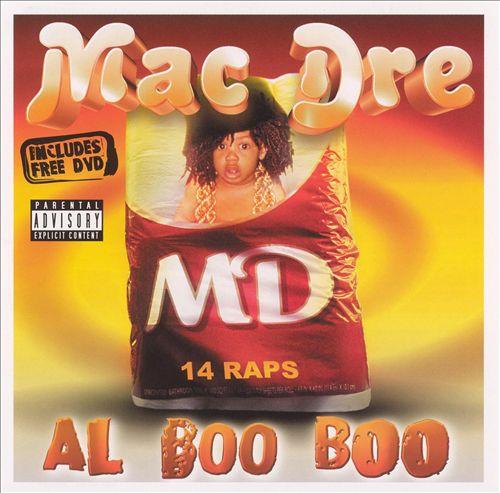 Al Boo Boo [Bonus DVD]