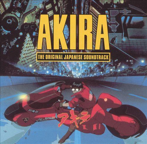 Akira [Original Japanese Soundtrack]