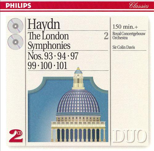 Haydn: The London Symohonies, Vol. 2