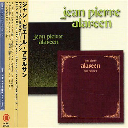 Jean Pierre Alarcen//Tableau Ni