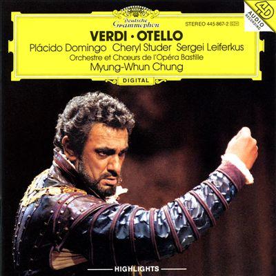 Verdi: Otello [Highlights]