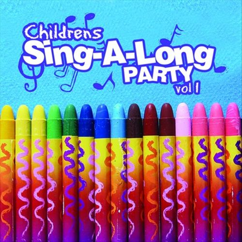 Smiley Storytellers: Childrens Sing-A-Long Party, Vol. 1
