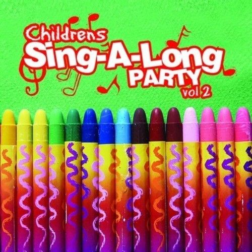 Smiley Storytellers: Childrens Sing-A-Long Party, Vol. 2