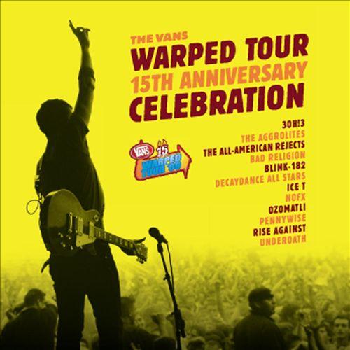 Warped 15th Anniversary Celebration