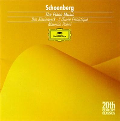 Schonberg: Piano Music