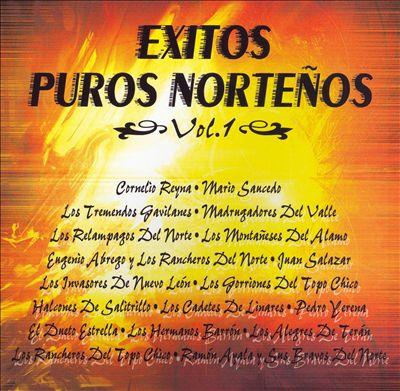 Exitos Puros Nortenos, Vol. 1