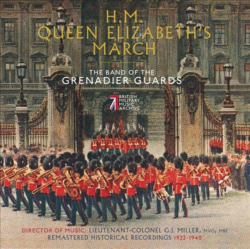H.M. Queen Elizabeth's March
