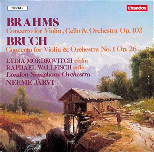 Bruch: Violin Concerto, Op. 102; Brahms: Violin Concerto, Op. 26