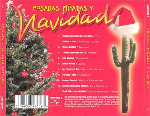 Posadas, Pinatas y Navidad