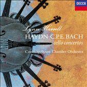 Haydn, C.P.E. Bach: Cello Concertos