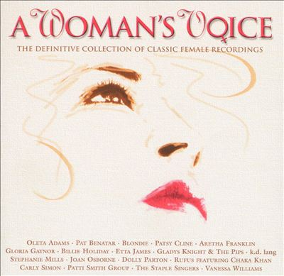 A Woman's Voice [Polygram]