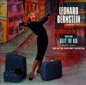 Gershwin: An American in Paris; Copland: Billy the Kid