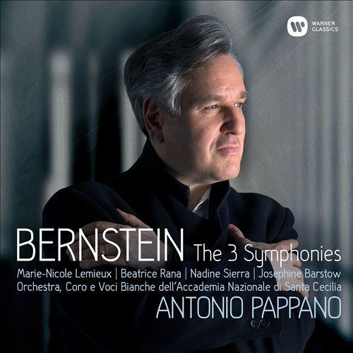 Bernstein: The 3 Symphonies