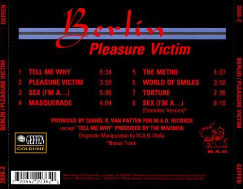 Pleasure Victim