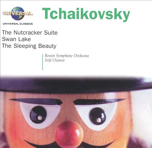 Tchaikovsky: Selections from The Nutcracker and Swan Lake; Sleeping Beauty Suite